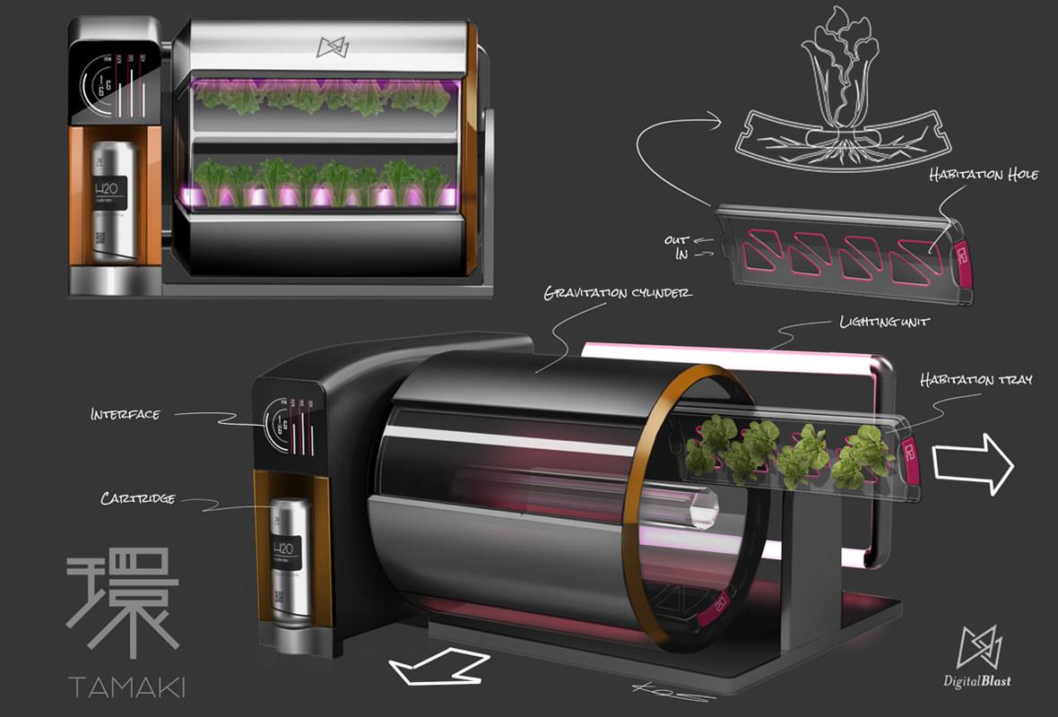 国際宇宙ステーション搭載植物 実験プラットフォームの構築